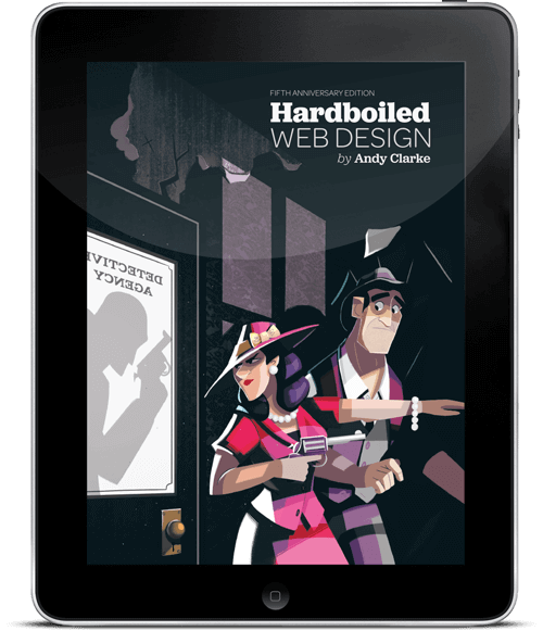 hardboiled-web-design